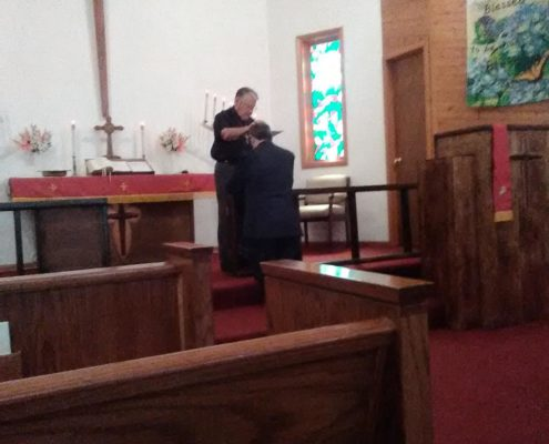 Retirement Ordained Deacon Minister