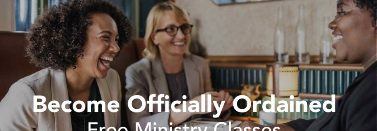Ordained Christian Leader