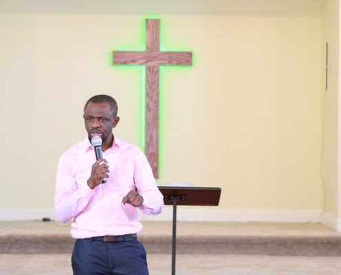Deacon Minister Journey