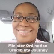 Minister Ordination Credibility Journey