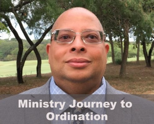 Ministry Journey to Ordination