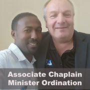 Associate Chaplain Minister Ordination