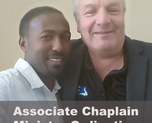 Associate Chaplain Minister Ordination