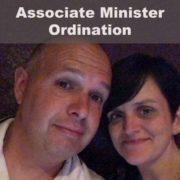 Associate Minister Ordination