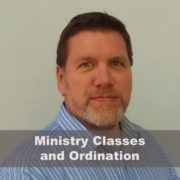 Ministry Classes and Ordination