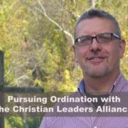 Pursuing Ordination