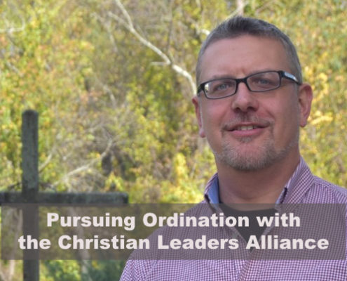 Pursuing Ordination