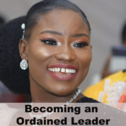 Becoming an Ordained Leader