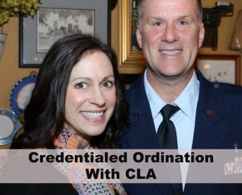 Credentialed Ordination