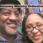 Recovery Ministry Ordination