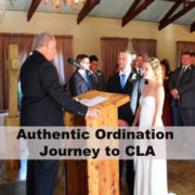 Authentic Ordination