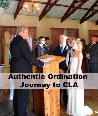 Authentic Ordination