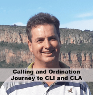 Calling and Ordination