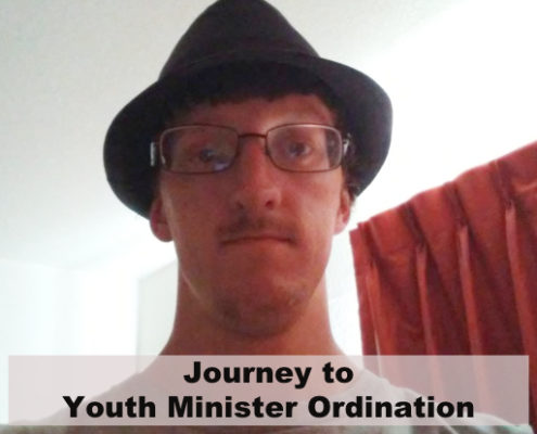 Journey to Youth Minister Ordination