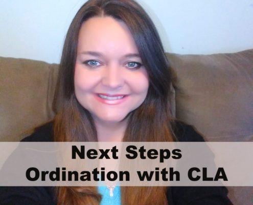 Next Step Ordination