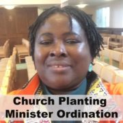 Church Planting Minister