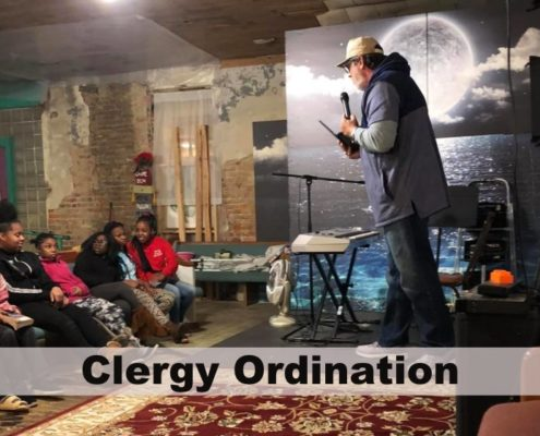 Clergy Ordination