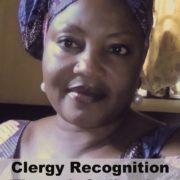 Clergy Recognition