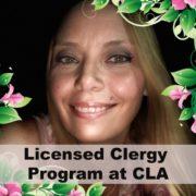 Licensed Clergy Program