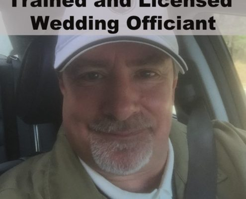 Trained and Licensed Wedding Officiant