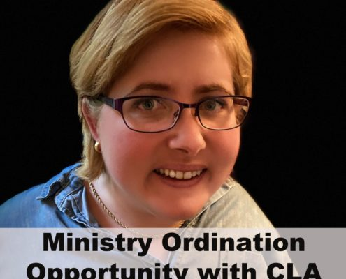 Ministry Ordination Opportunity