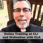 Online Training and Ordination