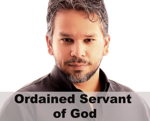 Ordained Servant of God