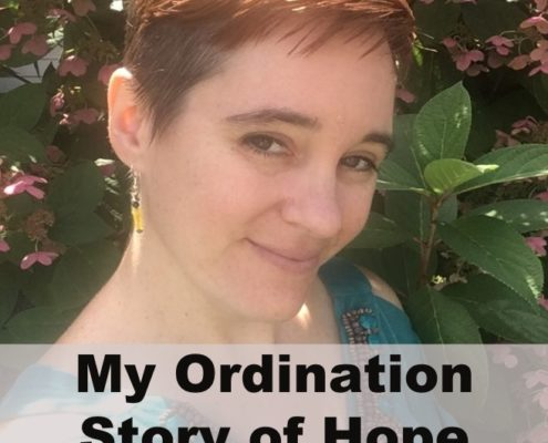 Ordination Story of Hope