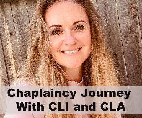 Chaplaincy Journey